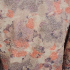 Anthropologie Intimates & Sleepwear - Lilka Robe Printed Sherpa Fuzzy Wrap